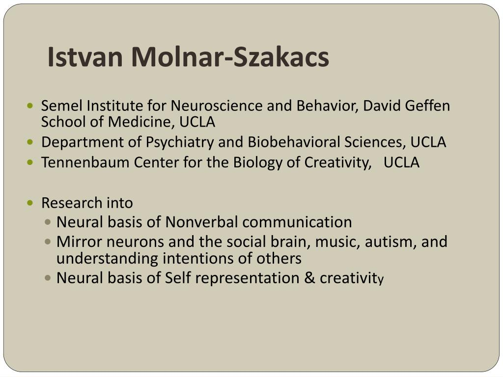 PPT - From Actions to Empathy and Morality – A Neural