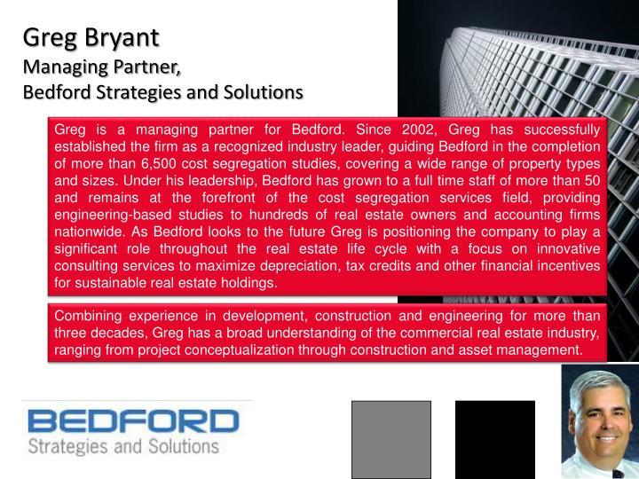 Greg Bryant