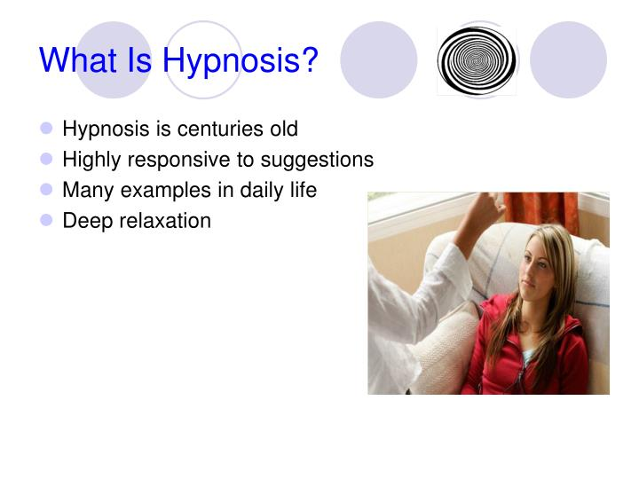 what is hypnosis 2 So, what is hypnosis and what is the unconscious mind if it makes you feel any better, you're not alone it's not always easy to explain what can't be hypnosis is only possible because it gives you access to the unconscious mind here's a simple explanation to help you understand what that is.