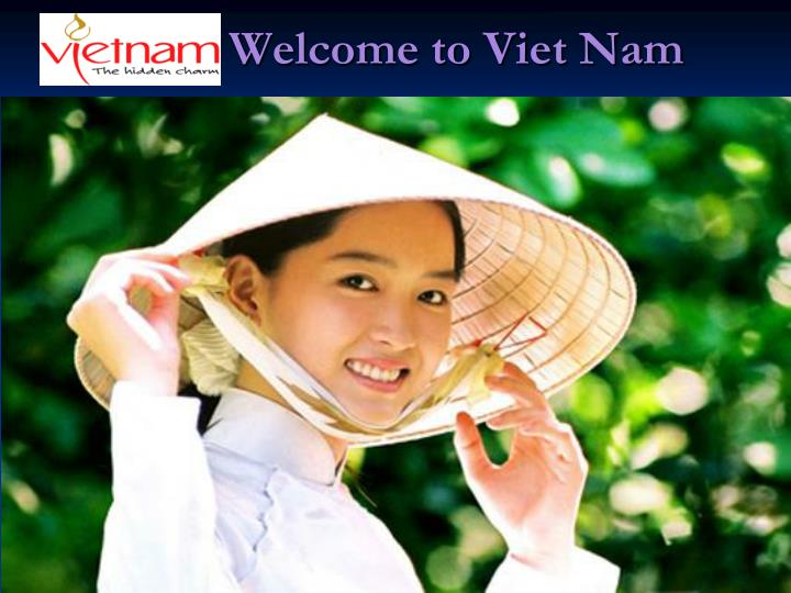 Welcome to viet nam