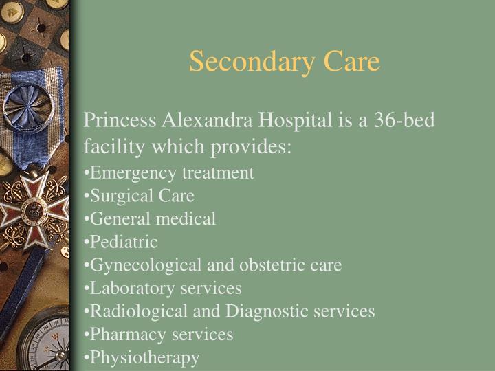 Secondary Care