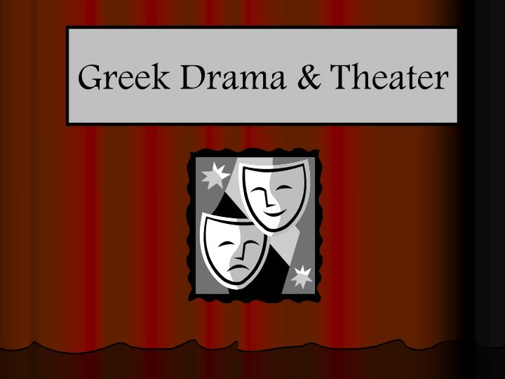 greek drama original script Each play script comes with a one-page summary of the story, a character profile worksheet and name cards to be worn by the readers to indicate which character they are reading a greek mythology name pronunciation page is also included.