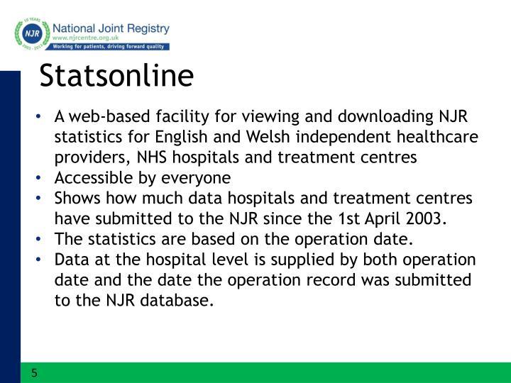 Statsonline