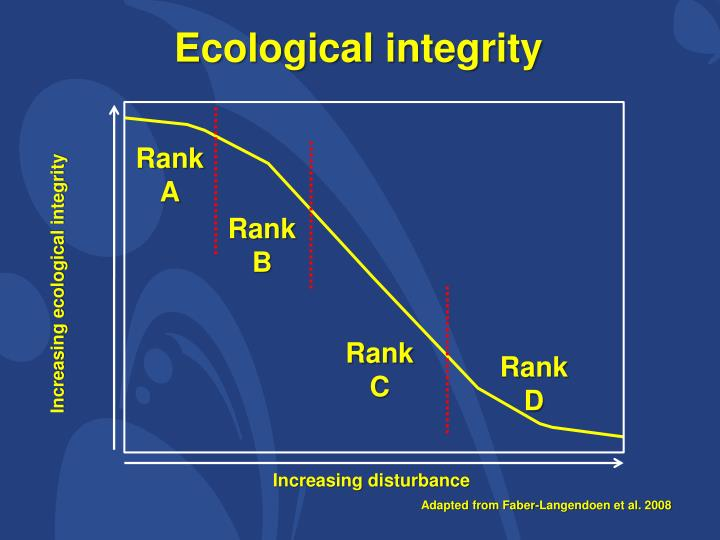 Ecological integrity