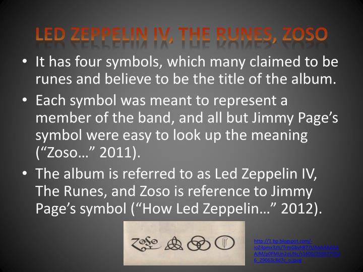 Ppt Led Zeppelin Powerpoint Presentation Id6759706