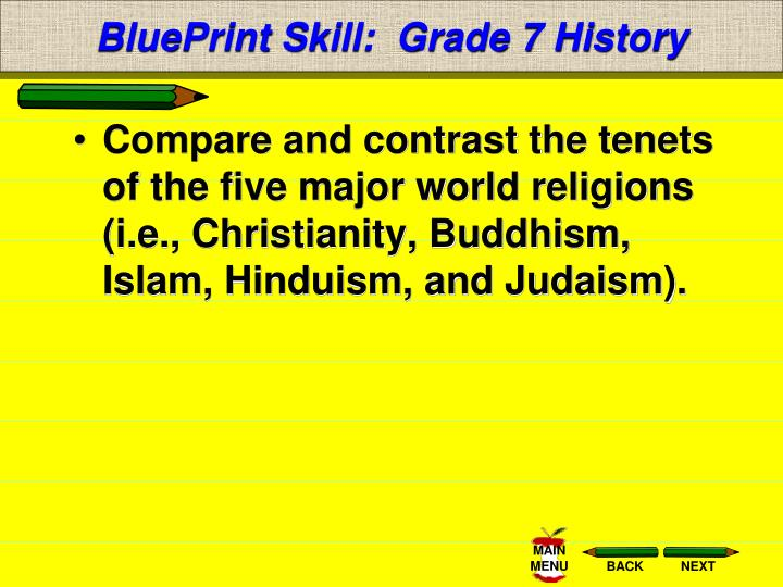 PPT The Five Major Religions PowerPoint Presentation ID - Five major religions