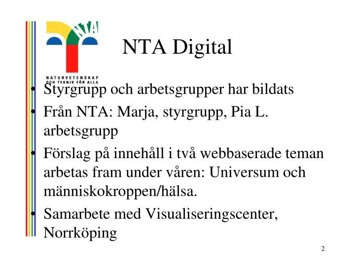 Nta digital