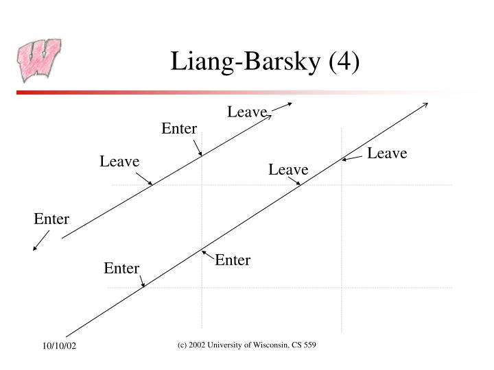 Liang-Barsky (4)