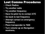 lost commo procedures1