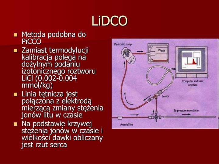 LiDCO