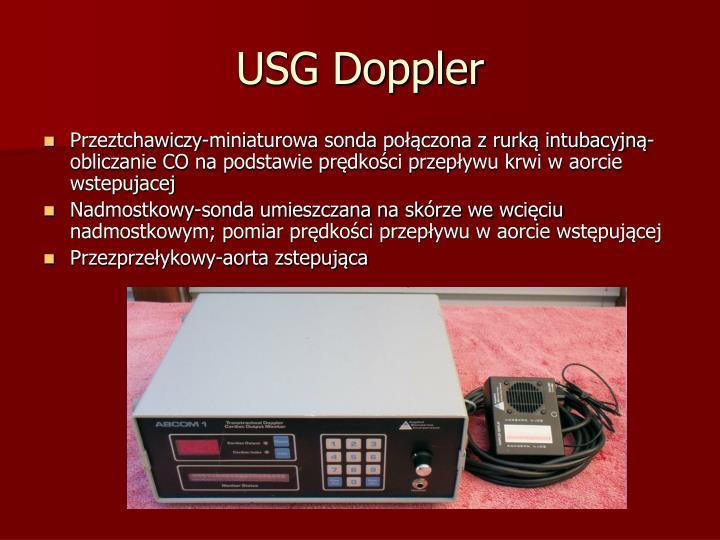 USG Doppler