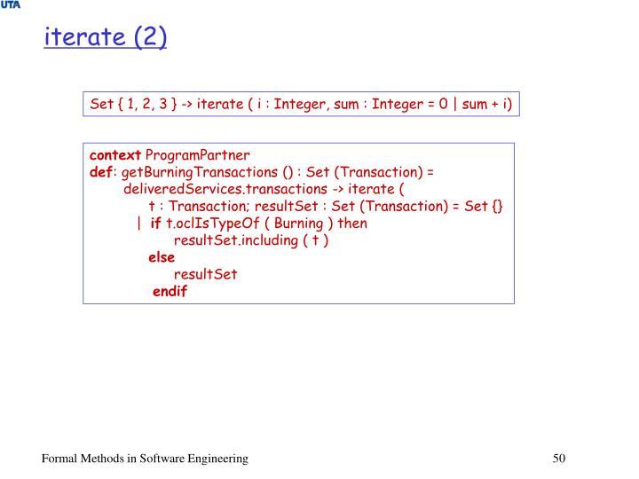 iterate (2)