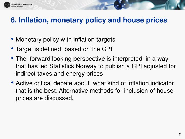 monetary policy and inflation Evaluating policies to reduce inflation (monetary policy, fiscal policy, supply-side) using examples, diagrams to show the theory and practise of reducing inflation.