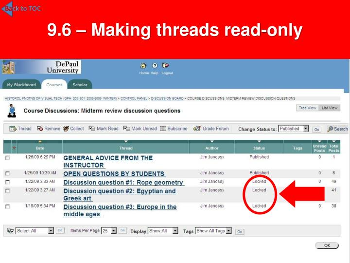 9.6 – Making threads read-only