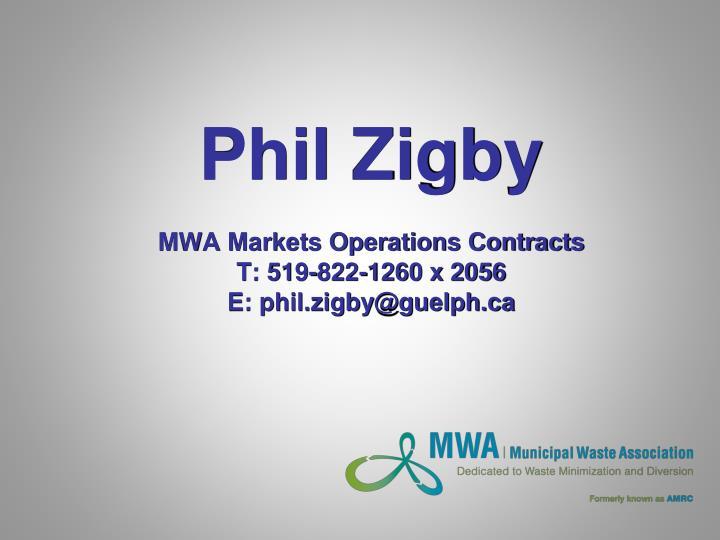 Phil Zigby