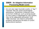 emdr an adaptive information processing model cont1