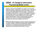 emdr an adaptive information processing model cont2