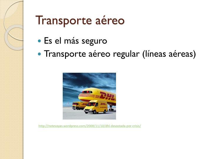 Transporte a reo1