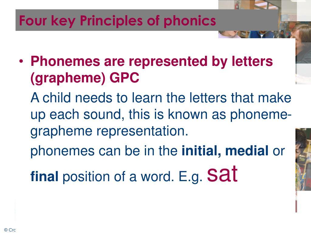 PPT - A phonics quiz PowerPoint Presentation - ID:6763753