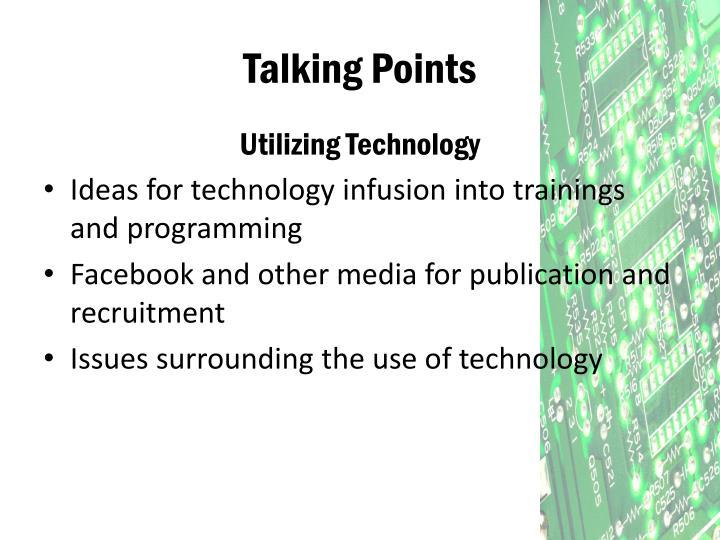 Talking points1