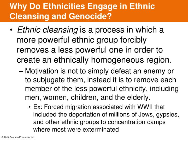 genocide and ethnic cleansing