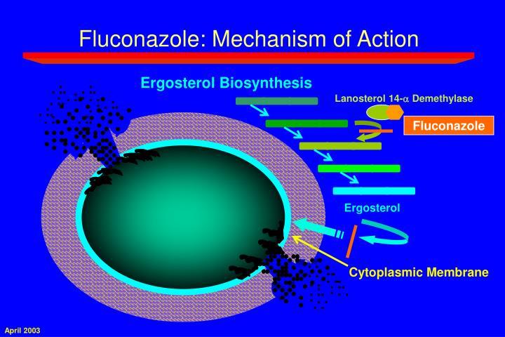 Fluconazole: Mechanism of Action