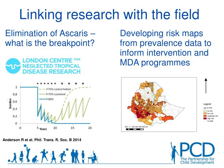 Linking research with the field