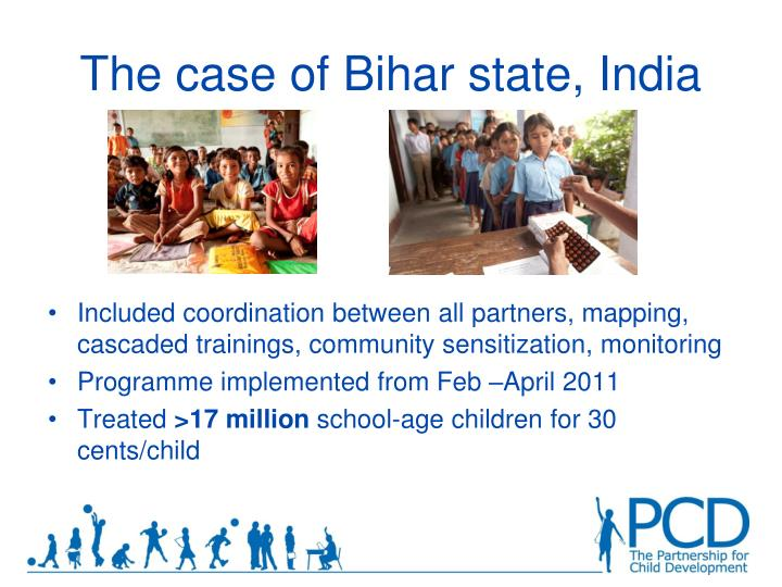 The case of Bihar state, India