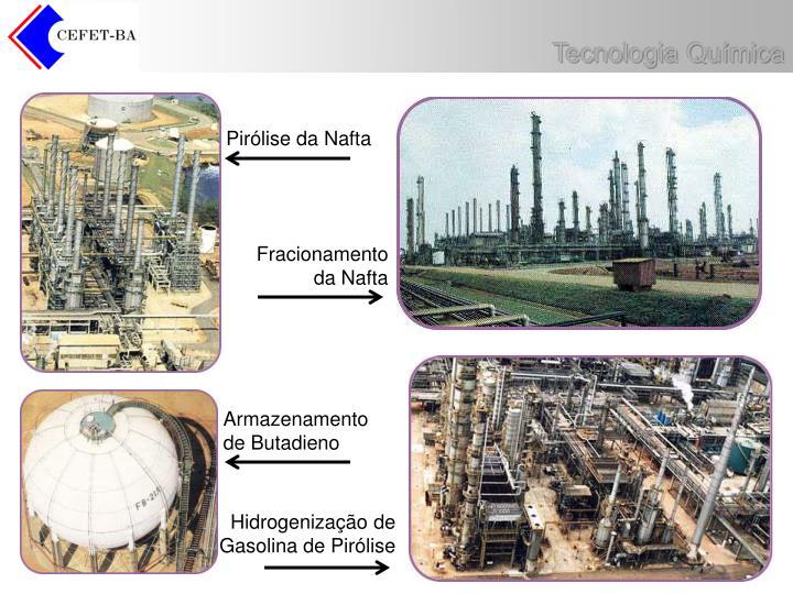 Pirólise da Nafta