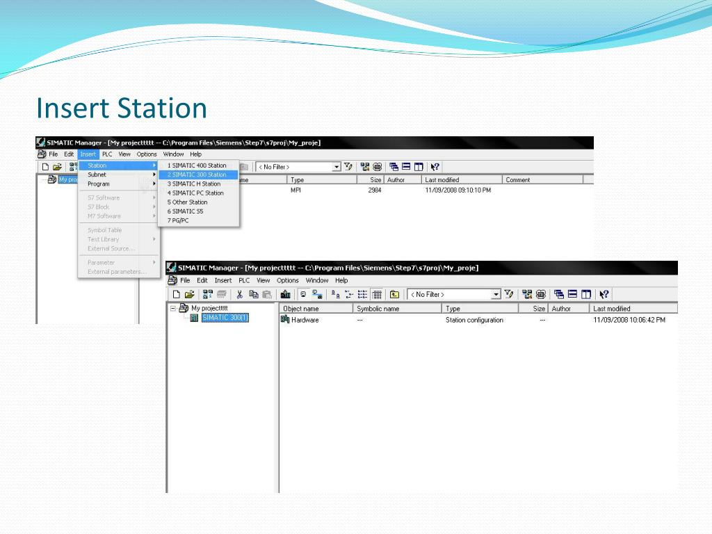 PPT - Basic Programming Simatic S7-300 PowerPoint Presentation - ID