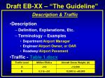 draft eb xx the guideline1