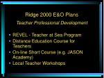 ridge 2000 e o plans1