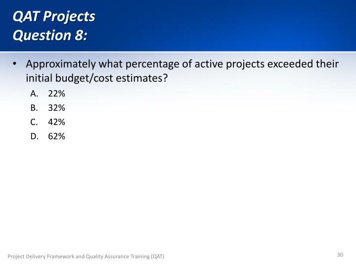 QAT Projects