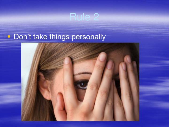 Rule 2