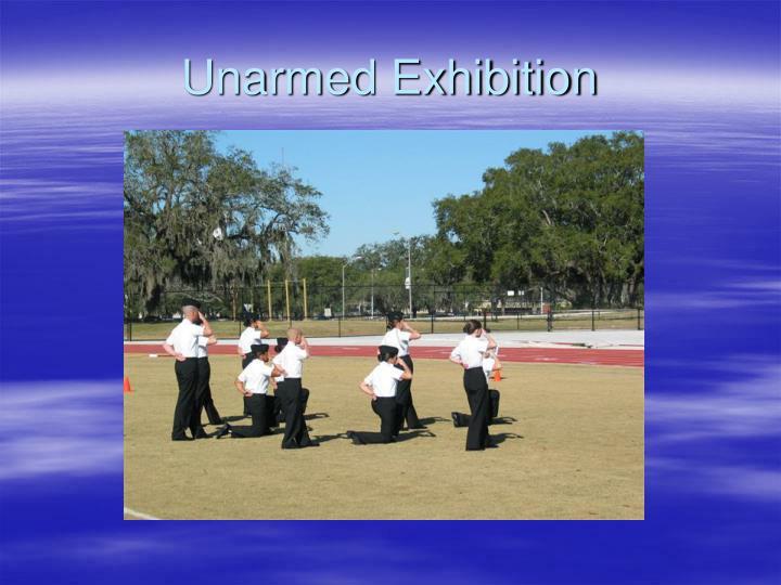 Unarmed Exhibition