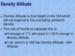 density altitude1