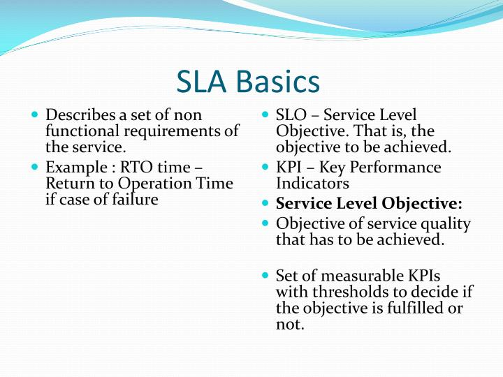 Ppt Service Level Agreement In Cloud Computing Powerpoint
