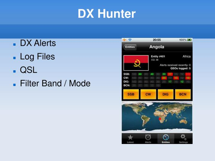 DX Hunter