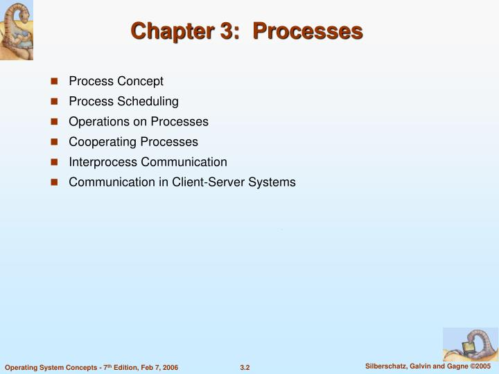 Chapter 3 processes1