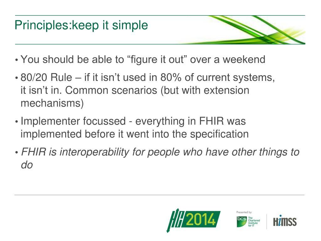 PPT - HL7 FHIR PowerPoint Presentation - ID:6768473