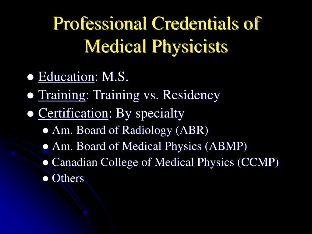 PPT - Future of Medical Physics in KSA PowerPoint