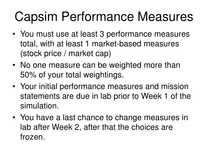 capsim ppt Forecasting sales and production forecasting requires a little math and a little logic for example, does your forecast predict your product will take half a segment's sales when there are four or five products in the segment.
