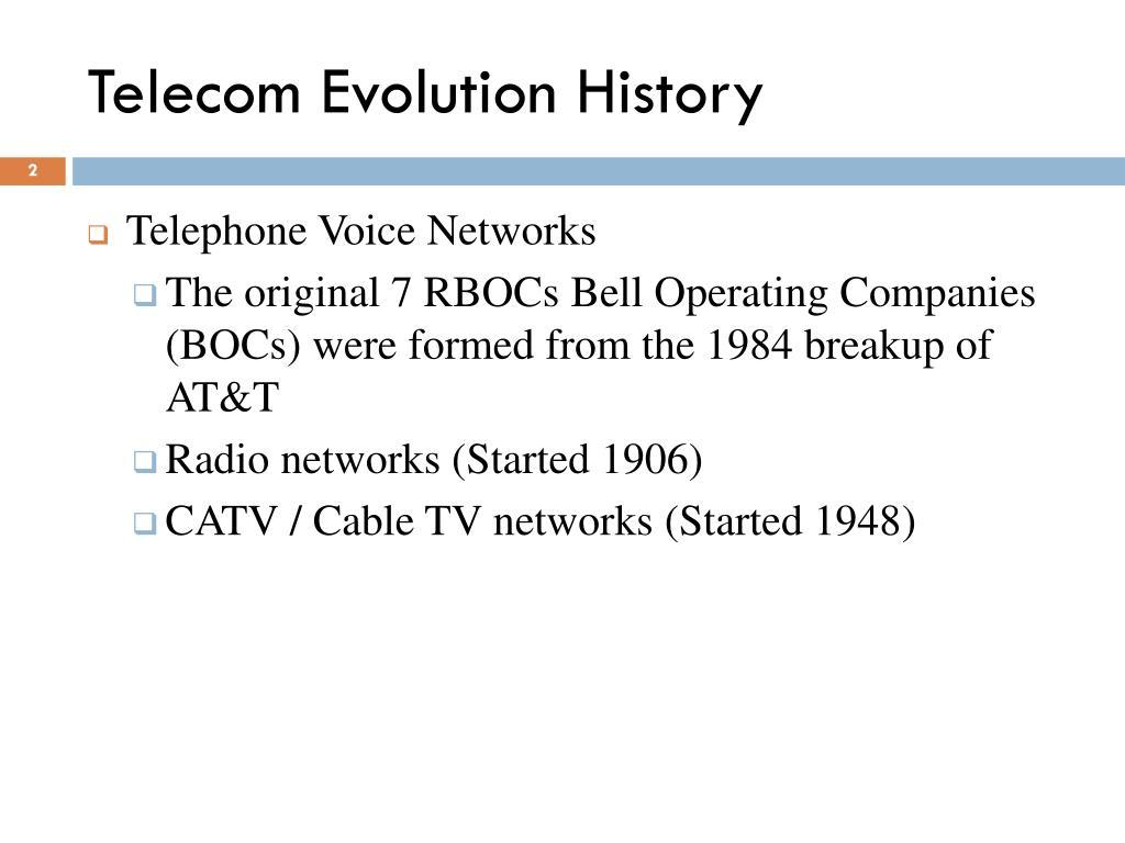 PPT - Telecommunication Network Management TNM Overview Week-1