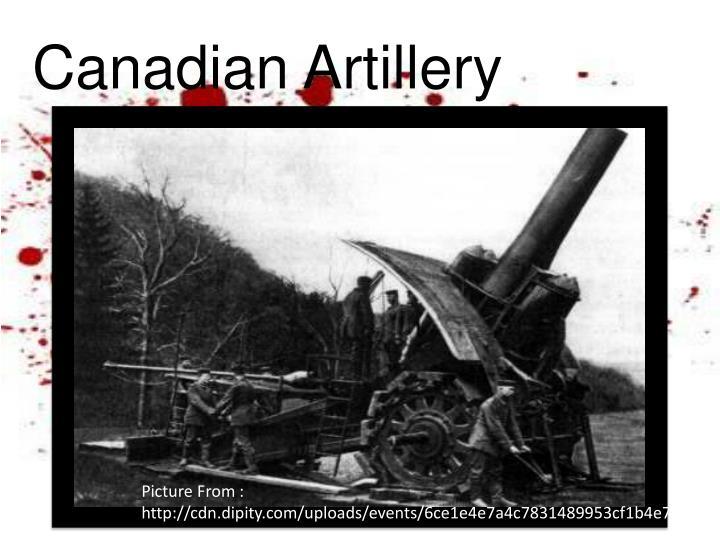 Canadian Artillery