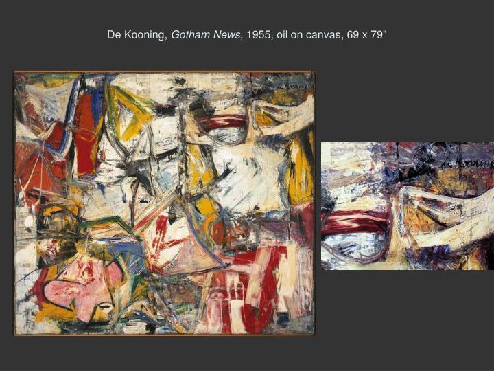 De Kooning,