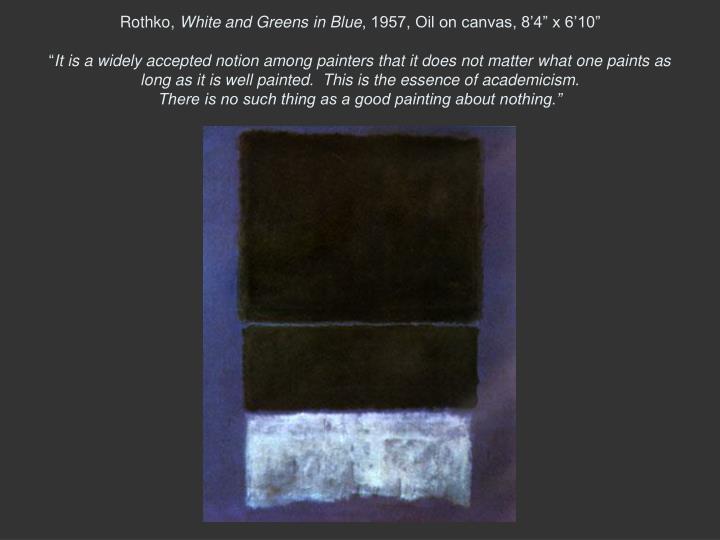 Rothko,