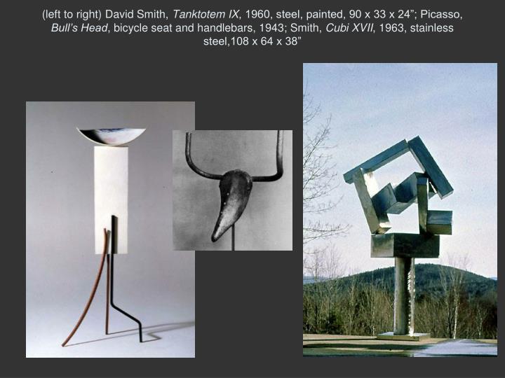 (left to right) David Smith,