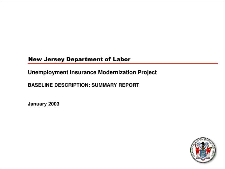 new jersey department of labor n.