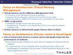 processor selection selection criteria1