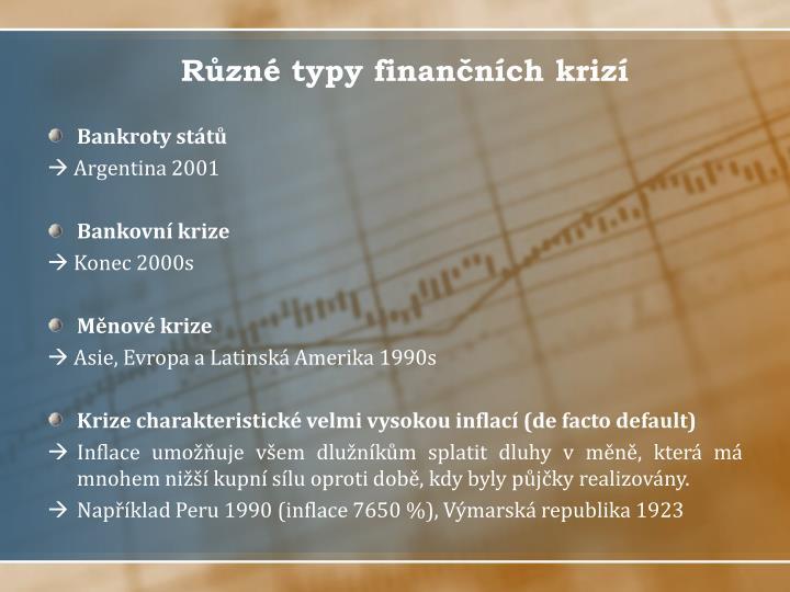 Bankroty států